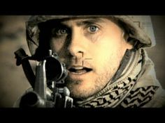 This is War- 30 Seconds To Mars-Watch and get the facts to slap ur faces...awesome music video and song!