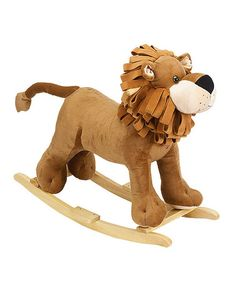 3 day SALE ~ $69.99 Reg. $150.00 Lion Sounds Rocker by Charm Co. (more choices available)