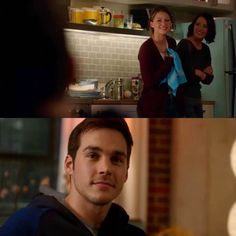 Mon-El and Kara!