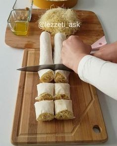 Ramadan Desserts, Greek Desserts, Bite Size Desserts, Fun Desserts, Best Dessert Recipes, Sweet Recipes, Macedonian Food, Turkish Recipes, Mediterranean Recipes