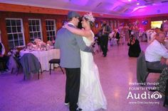 "Chad and Megan's First Dance, to Angelina Jordan's ""Fly Me to the Moon.""  #chicagoweddingdj"