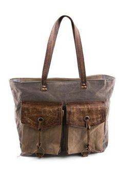 Grey Shoulder Bag - main