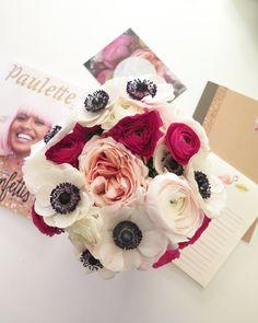 Bouquet d'hiver Les fleurs de Pauline