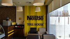 We are thrilled to announce the opening of Nestle Toll House Cafe at ENOC petrol Station in Dubai United Arab Emirates!