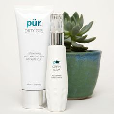 For a radiant complexion, Pür Minerals skin care is pür-ly the right choice!