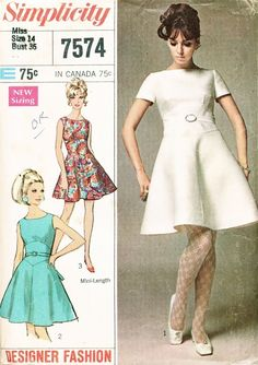 Free sewing dress patterns