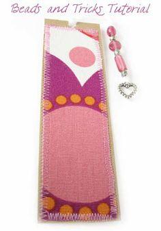 Regali di Natale: segnalibri fai da te   Handmade by Beads and Tricks