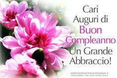 Immagine auguri di buon compleanno per te Immagine Buon compleanno, #auguri #buon #compleanno #di #immagine #per #tè