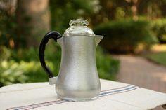 Guardian Service Coffee Pot  Vintage Percolator by HuntingVintage, $105.00