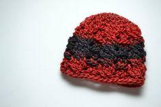 Newborn Soy Silk/Wool Cabled Beanie $14.00