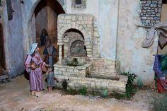 Fontanini Nativity, Ho Scale Buildings, Italian Villa, Decoration, Valencia, Statue, Painting, Belem, Bethlehem
