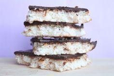 Recette Bounty maison sans sucres ni matière grasse ! #recettehealthy