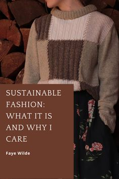 The first steps to curating a sustainable wardrobe can be overwhelming. The more I learn, the more I undertand it doesn't have to be. All it takes is one step at time. Here I share the five steps I have taken in shifting my mindset and curating my Sustainable Wardrobe. Sustainable Fashion/ sustainable living/ ethical fashion/ slow fashion/ carbon footprint/ eco - fashion/ slow living / intentional living/ intentional fashiom Fashion Blogs, Ethical Fashion, Fashion Brands, Luxury Fashion, Sustainable Textiles, Sustainable Living, Sustainable Fashion, Fast Fashion, Slow Fashion