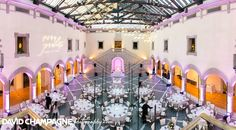Chrysler Museum of Art   Michelle Amarillo Event Planning   David Champagne Photography