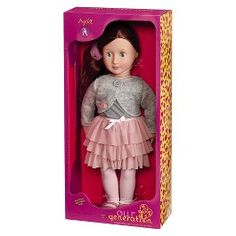 """Our Generation 18"""" Dolls  $22.99 at Target"""