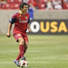Tony Beltran Photos Photos: Toronto FC v Real Salt Lake Mls Soccer, Soccer Games, Real Salt Lake, Toronto Fc, Number 2, Twitter, Sports, Hs Sports, Excercise