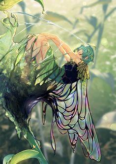 Art by yǔ 々 zhǎn