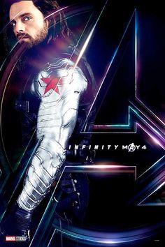 Avengers Infinity War Bucky Barnes