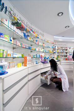 Farmacia Valverde Huercal de Almería. It's Singular