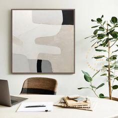 Texture Art, Texture Painting, Minimalist Painting, Minimalist Art, Large Wall Canvas, Abstract Canvas Art, Painting Abstract, Oil Painting On Canvas, Mountain Paintings