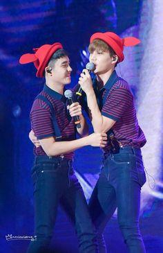 EXO KAI D.O. so lovery ♡