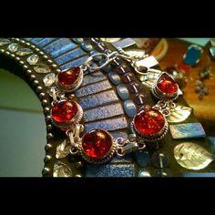 """Spotted while shopping on Poshmark: """"AMBER BRACELET - GORGEOUS!""""! #poshmark #fashion #shopping #style #Jewelry"""