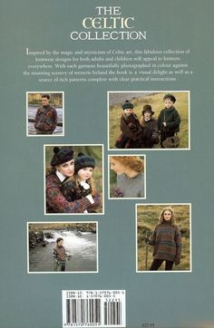 Album Archive - AS - The Celtic Collection Celtic Art, Jacket Pattern, Knitting Designs, Mystic, Scenery, Archive, Album, Inspiration, Collection