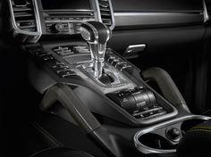 Release Porsche Cayenne S E-Hybrid Review Interior View Model