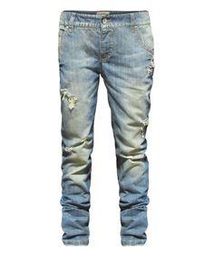 Love this Vintage Boyfriend Jeans by Rosé Pistol on #zulily! #zulilyfinds