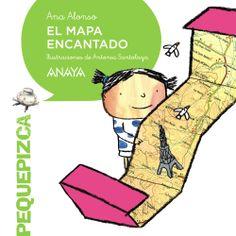 Lola tiene un mapa mágico, que puede llevarla a cualquier país si lo señala con el dedo. Así es como Lola descubre un país muy curioso, con casas de pastel y monumentos de queso.PEQUEPIZCA es una colección pensada para los niños que se están iniciando en la lectura. http://www.boolino.com/es/libros-cuentos/el-mapa-encantado/ http://rabel.jcyl.es/cgi-bin/abnetopac?SUBC=BPSO&ACC=DOSEARCH&xsqf99=1744682