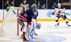 Rangers Can't Count on Other-Worldly Goaltending - Last season the New York Rangers rode the goaltending tandem of Henrik Lundqvist and Cam Talbot to the Presidents' Trophy and a trip to the Eastern Conference Final. After getting off to a slow start, New York jolted....