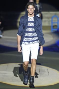 Philipp Plein Men's RTW Spring 2015