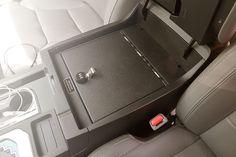 Toyota Tundra Console Vault