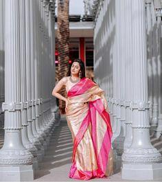 Buddha Meditation, Elegant Saree, Beautiful Saree, Sari, Design, Fashion, Saree, Moda, Fashion Styles