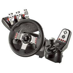 Volante G27 Racing Wheel LOGITECH. R$1098