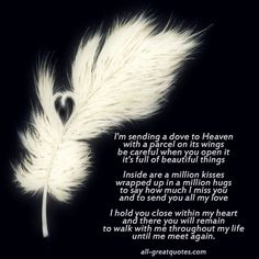 22 ideas birthday wishes for brother in heaven life Missing You In Heaven, Loved One In Heaven, Missing Dad, Birthday Wishes In Heaven, Birthday Wishes For Brother, Mom In Heaven Quotes, Sympathy Card Messages, Heaven Pictures, Grief Poems