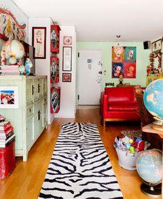 Eklektisch Wohnzimmer By Rikki Snyder