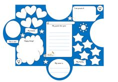 All about me Jigsaw - Transition activity - Elsa Support