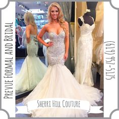 Custom Couture Dresses