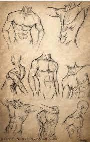 male body drawing reference ile ilgili görsel sonucu