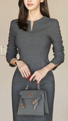 fashion desing - Work Outfits Women - - fashion desing – Source by WorkOutfitsWomenNew Elegant Dresses For Women, Work Dresses For Women, Clothes For Women, Work Clothes, Elegant Dresses Classy, Pretty Dresses, Classy Work Outfits, Classy Dress, Casual Outfits