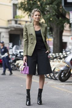 All the Best Street Style From Milan Fashion Week: From New York Fashion Week to London and Milan, the style set has continued their jet-setting adventures, all in the name of fashion.