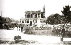 Plaza Benjamin Vicuna Mackenna