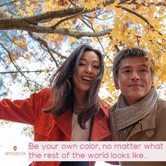 Celebrate #fallcolors to feel #energized and #empowered by the renewal of life! Check out our latest blog on spicing up #fall #erosscia #kouyou #fallsexploration #luxurylifestyle #luxuryvibratos #mondayvibes #mondaymood #mondaymotivation