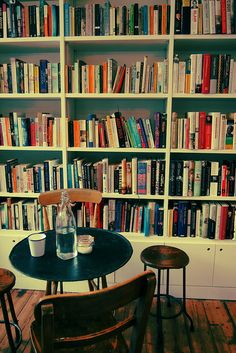 finding yourself a place where you can read books