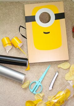 Throw A Rockin DIY MINIONS Party Fiesta!