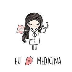 Resultado de imagem para medicina amor desenho
