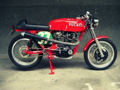 Ducati 350 | Radical Ducati