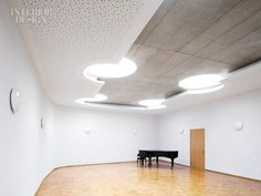 dance studio, Waldorf School, Freiburg, Germany