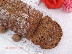 VÍKENDOVÉ PEČENÍ: Vláčný jablečný chlebíček Kids Meals, Banana Bread, Cheesecake, Cupcakes, Desserts, Food, Pizza, Eat, Tailgate Desserts